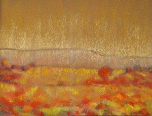site dekoninckferey à l'horizon pastel 30 x 40 cm