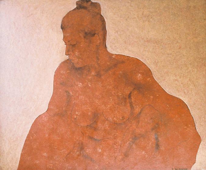 site dekoninckferey la couverture or technique mixte sur toile 54 x 65 cm