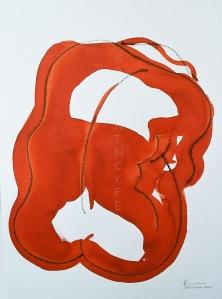 site dekoninckferey le petit bronze encre et crayon 50 x 40 cm