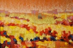 site dekoninckferey vacances dans le calvados pastel sec 30 x 40 cm