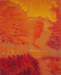 site dekoninckferey chemin de saint-pierre au haras de meautry pastel sec 30 x 40 cm