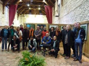site dekoninckferey Contre courant Honfleur 2015