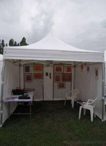 site dekoninckferey Nécy 2015 tente
