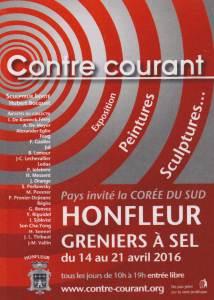 site dekoninckferey Honfleur Contre Courant 2016