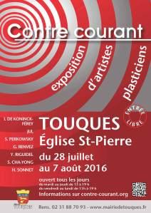 site dekoninckferey CCTOUQUES 2016 Affiche