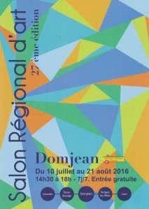 site dekoninckferey Domjean 27e salon 2016